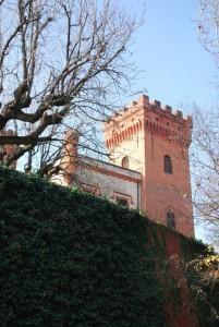 una parte di castel Colonna