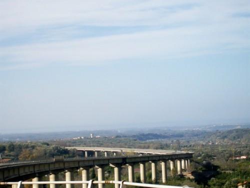 Polistena - ponte panoramico