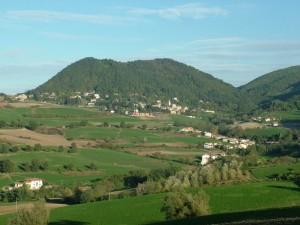 Verso Sant'Albano