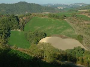 Paesaggio della Val di Nizza