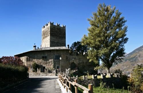 Gressan - La tour de ville - Gressan