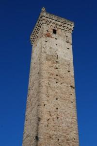la torre di Rocca Cigliè