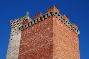 La torre rossa e la torre bianca