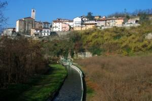 Bastia e il suo torrente