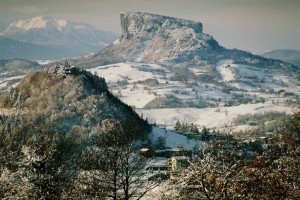 Nevicata sulla Pietra