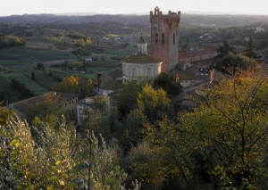 Autumn in San Miniato