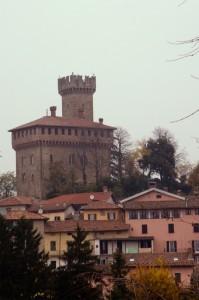 pittoresco castello di trisobio