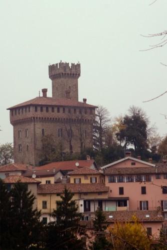 Trisobbio - pittoresco castello di trisobio
