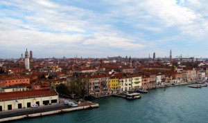 Venezia: i tetti