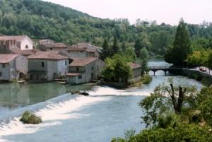 Il Borgo sulla cascata
