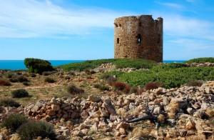Torre sul promontorio