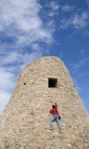 torre di Capo Boi