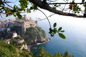 Il castello sul mare…
