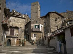 Torre del castello Farnese