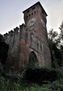 Torre di Bazzano - vista esterna