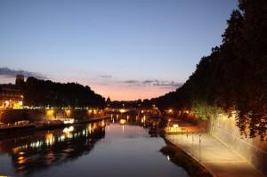 Alba - Vista dal Ponte Sant'Angelo - #3
