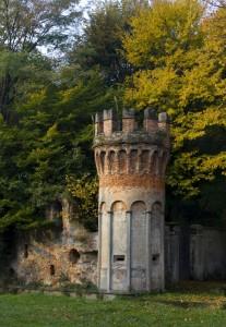 Altra vista sulla torretta di Verdello