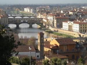 I Ponti sull'Arno