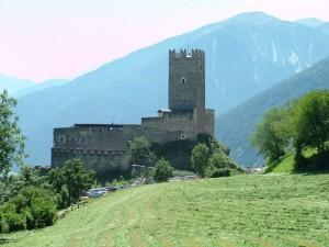 Burgusio, il Castello del Principe