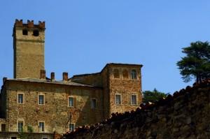 Il castello di Rivara (Tre)
