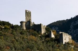 I Ruderi del Castello di Ferentillo