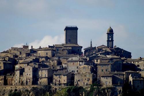 Civitella d'Agliano - Civitella e la sua torre