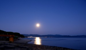 Al chiaro di luna