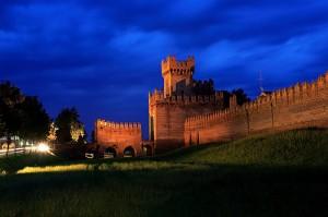 Montagnana : le mura