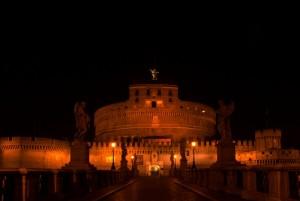 Castel sant'Angelo di notte 8