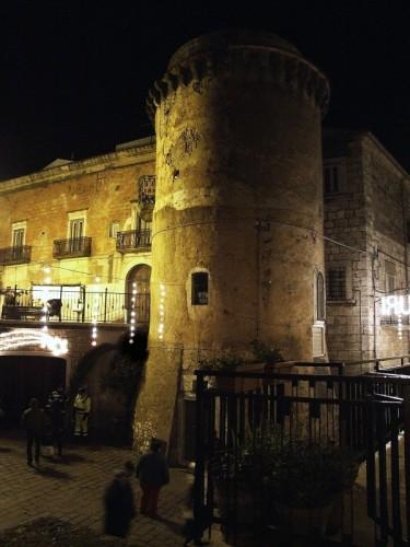 Rignano Garganico - torre baronale