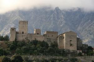 Il castello di Ausonia