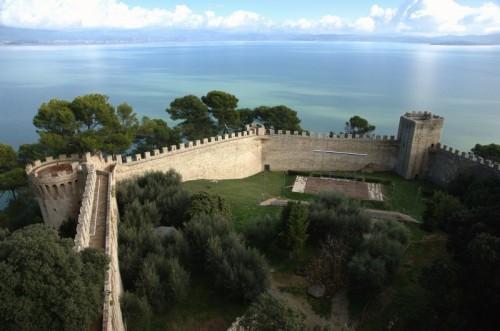 Castiglione del Lago - Rocca e Castello di Castiglione del Lago