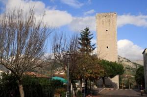 La torre di Ventosa