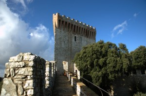 La Rocca del Castello di Castiglione del Lago