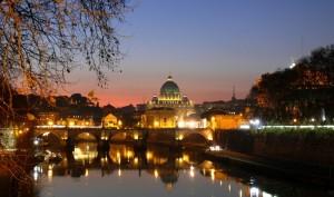 ♫…quanto sei bella Roma…♫