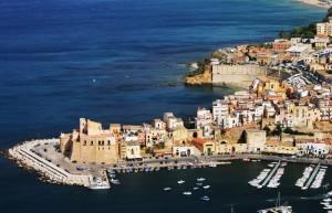 il porto col castello