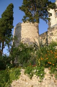 Torrione del castello di Duino