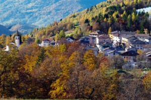 Sant'Orsola Terme. Valle dei Mocheni