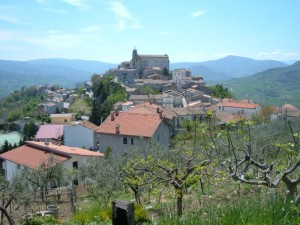 San Giovanni Lipioni in primavera