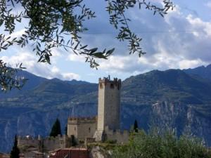 Castello Scaligero da un'altro punto di vista