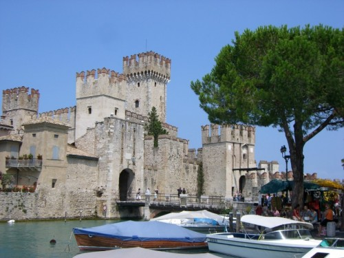 Sirmione - Rocca Scaligera
