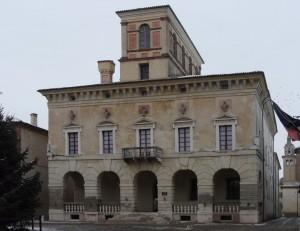 Il Palazzo Ducale (XVI sec.)