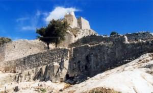 Parco Archeologico di San Silvestro - La Rocca (X-XI sec.).