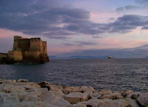 Napoli - Mentre il Sole Tramonta