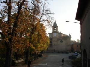 Solonghello Piazza Castello