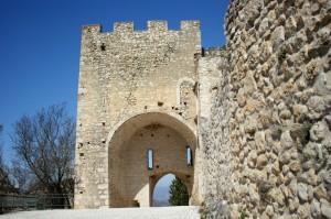 Ingresso Castello di Fargnano Alto