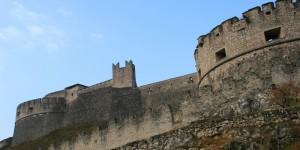Il Bastione e il Palazzo Comitale