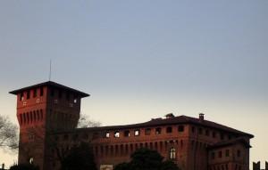 l'antico castello di Barengo