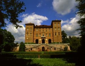 Nel parco del castello