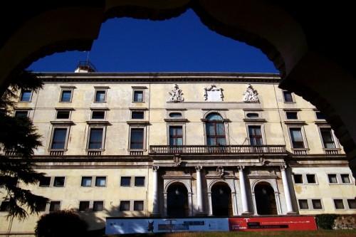 Udine - Austera facciata